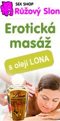 erotická masáž - masážní oleje na www.slon.cz